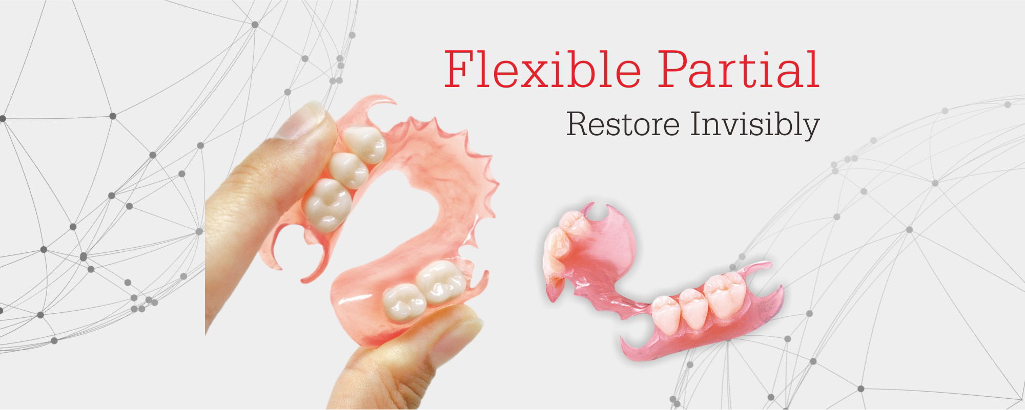 Flexible Partial,Restore Invisibly