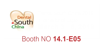 Dental South China 2019 International Expo March3-6,2019